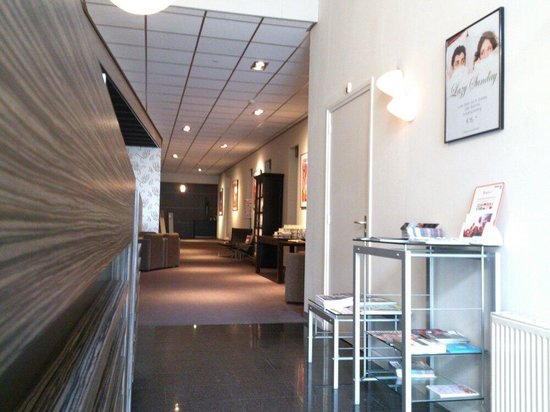 Sandton Hotel Eindhoven City Centre: Entrée