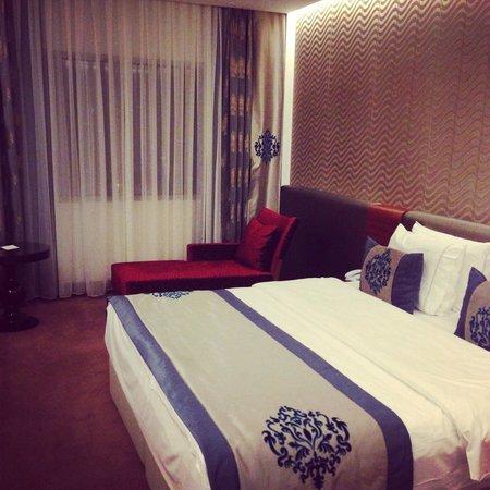 Ramada Hotel and Suites Istanbul Atakoy: Bedroom