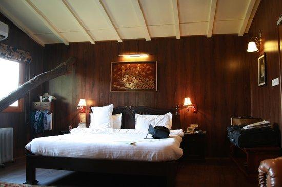 The Tree House Resort : comfortable room