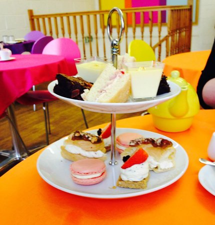 Sugar Therapy: Afternoon Tea