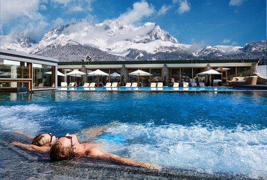 Going am Wilden Kaiser, ออสเตรีย: Solepool