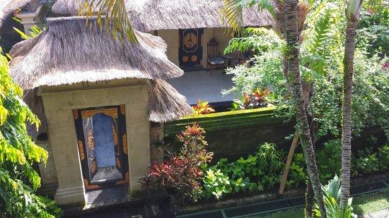 Bali Agung Village: villa met veranda