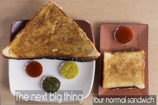 Big Bite Sandwiches