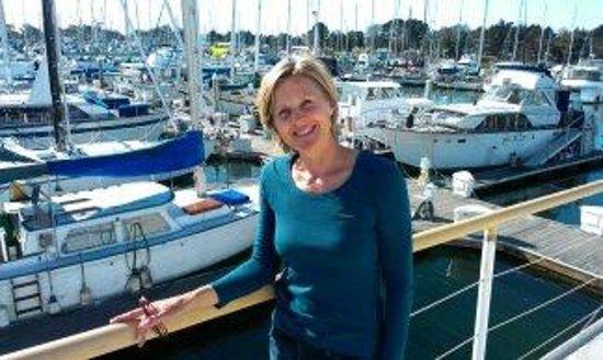 Barkissimo Floating Boat & Breakfast: Barkissimo's wonderful, friendly staff
