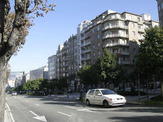 Hostal Gran Via : Hostal Gran Vía Vigo