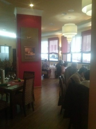 Restaurante Homarus : fachada