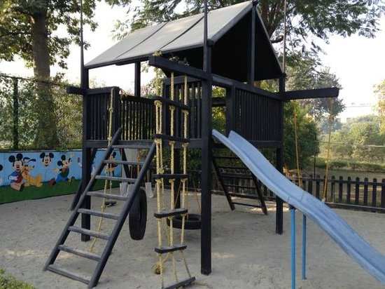 Trident, Agra: Children's Play area