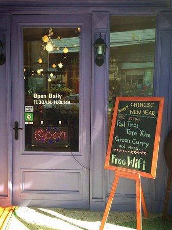 Nalin Kitchen: Open daily