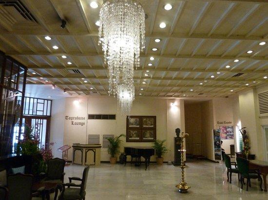 Grand Oriental Hotel : Lobby