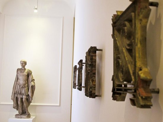 Dimora Novecento Roma - Suite & Breakfast: hallway