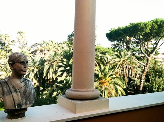 Dimora Novecento Roma - Suite & Breakfast: terrace