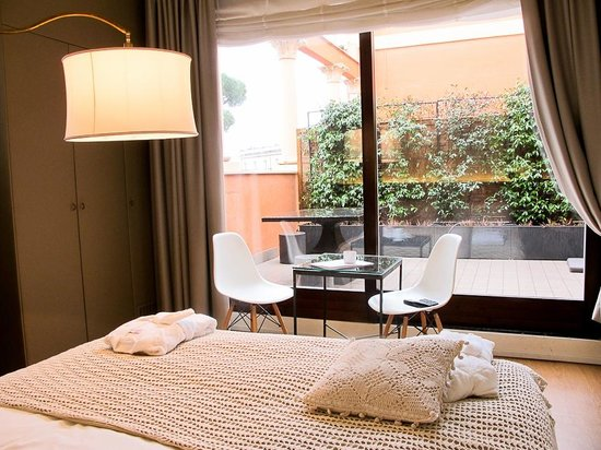 Dimora Novecento Roma - Suite & Breakfast: the suite