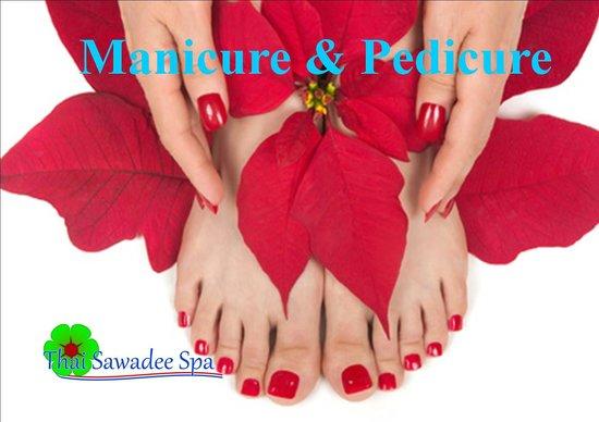 Thai Sawadee Spa: Manicure & Pedicure