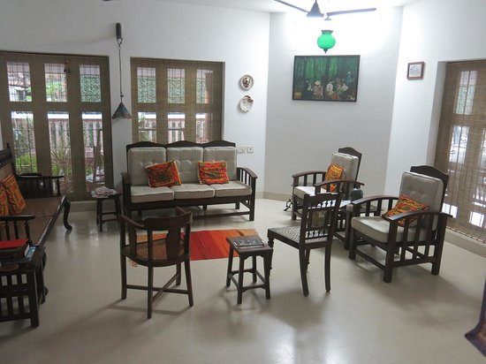 Tharavadu Homestay: Big room