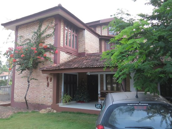 Tharavadu Homestay: Big house