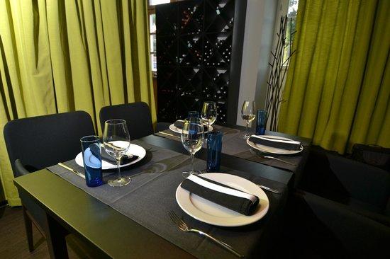 Amfiteatar Hotel: Restaurant