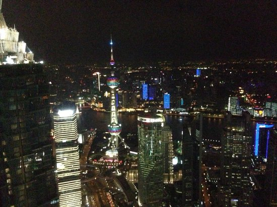 Park Hyatt Shanghai : You can't beat the views