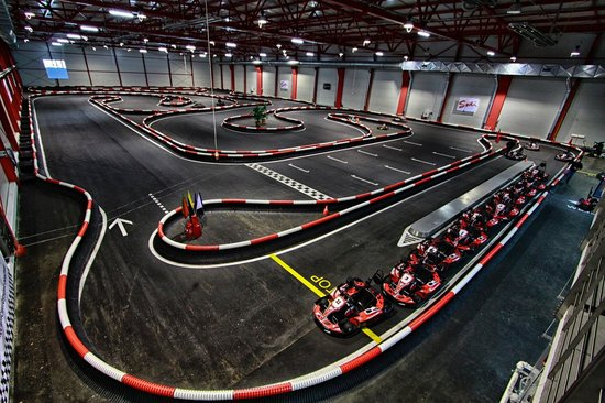 Gokarting Center
