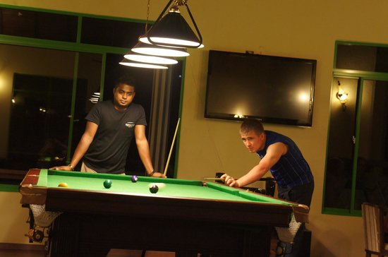 Ramboda Falls Hotel: Лобби-бар