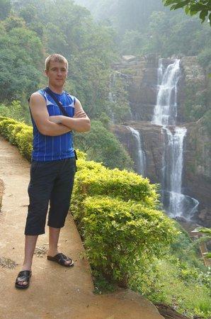 Ramboda Falls Hotel: Водопад Рамбода