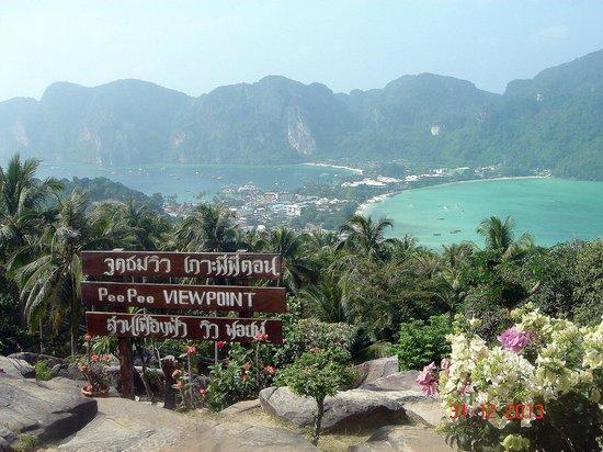 Phi Phi Andaman Legacy : Обзорная площадка