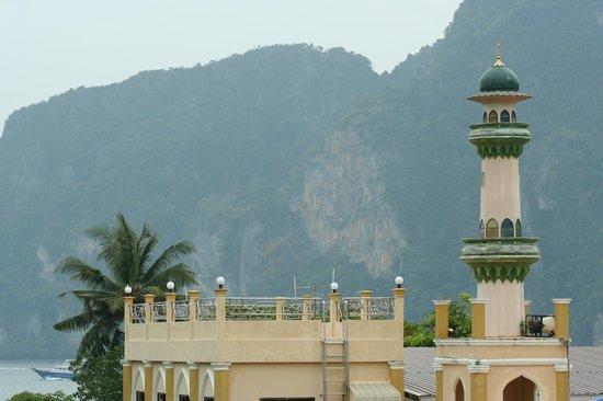 Phi Phi Andaman Legacy : Вид с балкона