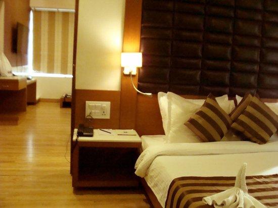 Comfort Inn: The beautiful suite