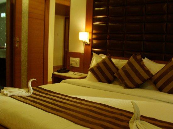 Comfort Inn: Cosy bed