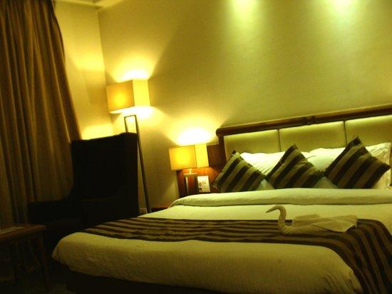 Comfort Inn: Deluxe room