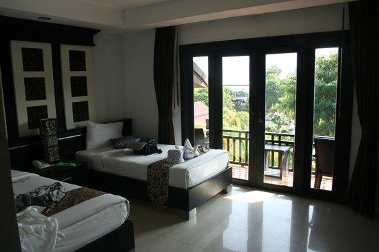 Phi Phi Andaman Legacy: Номер люкс