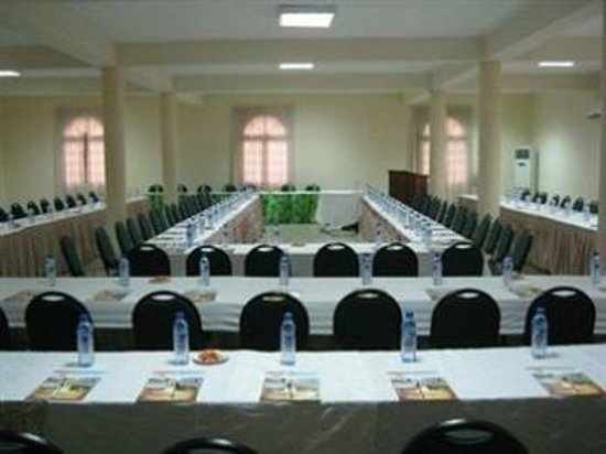 Coconut Grove Regency Hotel : the dinning and conference floor