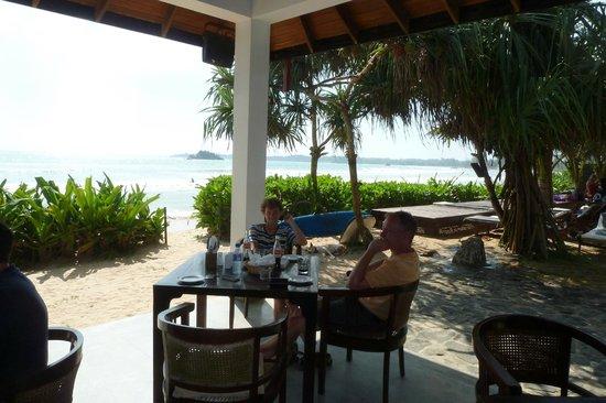 Weligama Bay Resort : Restaurant