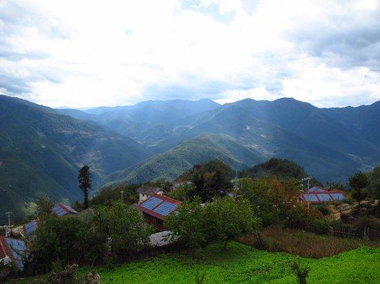 Weixi County, จีน: Da Mo Cave