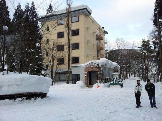 Photo of Hotel Wadano-no Mori in Hakuba Hakuba-mura