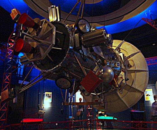 Planetarium - Toruń: Orbitarium