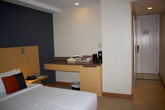 Hotel Solo Sukhumvit 2: Superior room - top floor