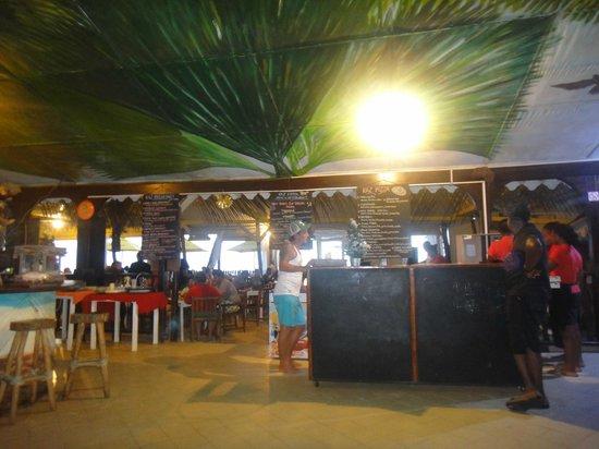 Kaz Kreol Restaurant & Beach Club: inside the restaurant 5