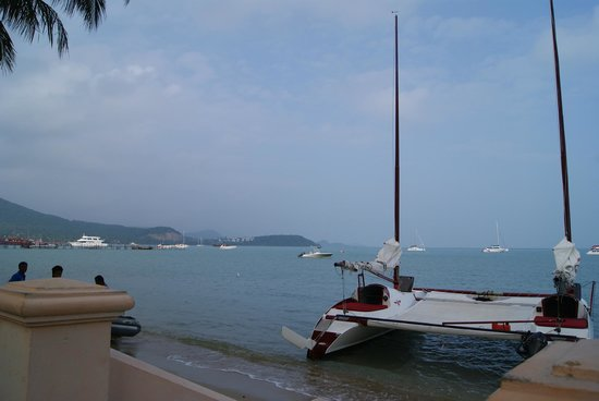 Samui Mermaid Resort: С номеров с видом на море