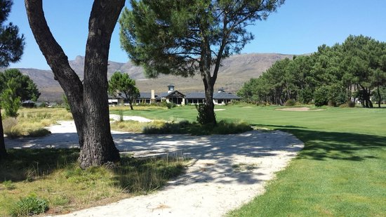 Pearl Valley Jack Nicklaus Signature Golf Course: Clubhaus Pearl Valley GC