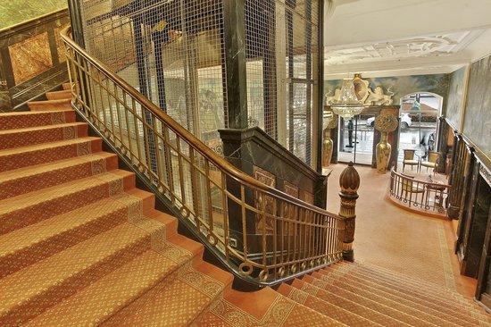 Hotel Royal : Lobby