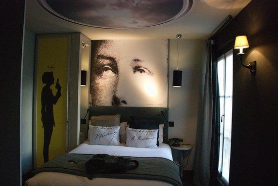 Les Plumes Hotel: Фото номера