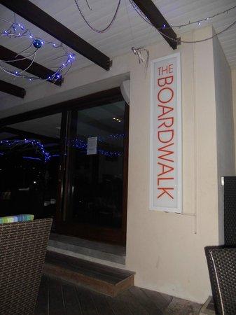 The Boardwalk Bar