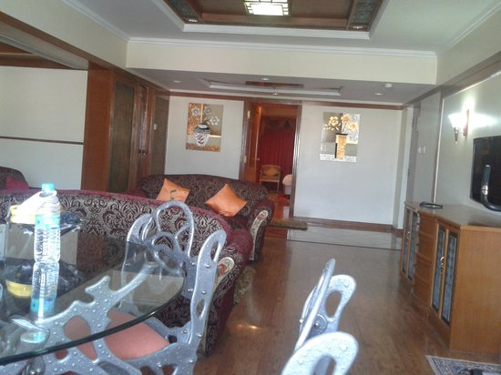 Fortune Kences Hotel: Presidential Suite