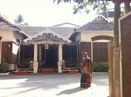 Illam heritage outside