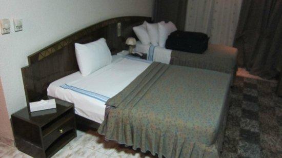 Tanta, Egypt: bed