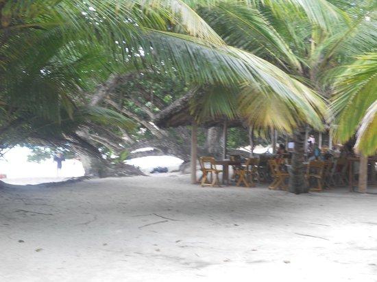 Bonbon Plume: restaurant outdoor 1