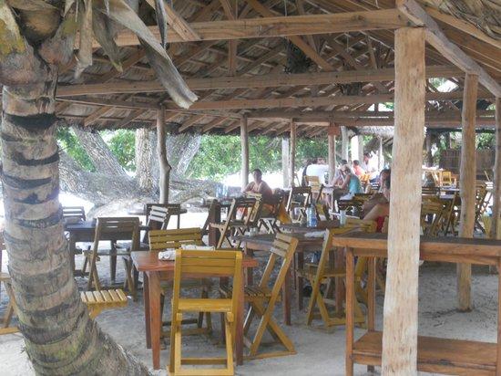 Bonbon Plume: Outside of the restaurant