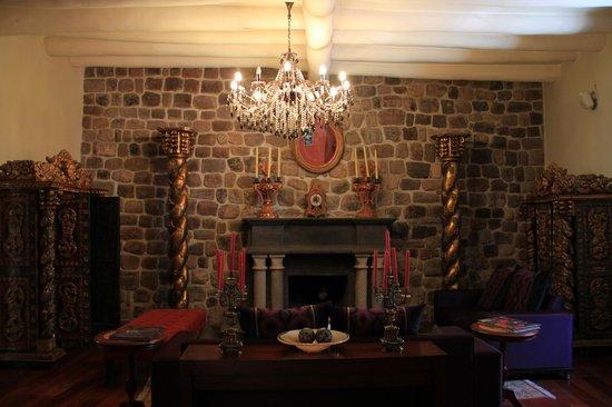Aranwa Cusco Boutique Hotel: отель