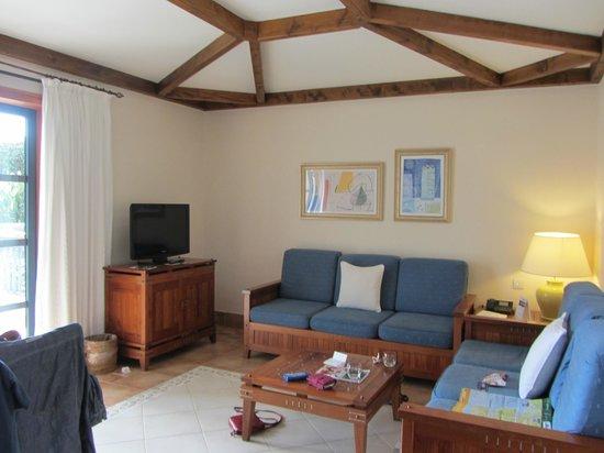 Princesa Yaiza Suite Hotel Resort: Sitting room