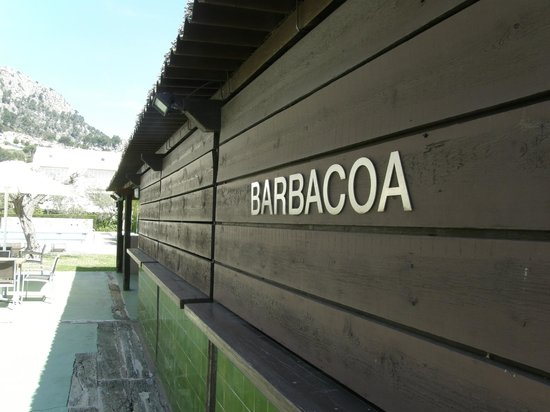Apartaments Miami: BARBACOA